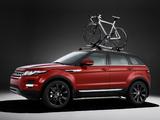 Range Rover Evoque Prestige 2011 photos