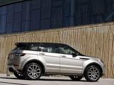 Range Rover Evoque SD4 Dynamic UK-spec 2011 photos
