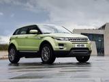 Range Rover Evoque SD4 Prestige 2011 photos