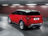 Range Rover Evoque Dynamic 2011 photos