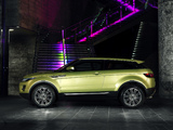 Range Rover Evoque Coupe Prestige 2011 pictures