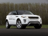 Range Rover Evoque Coupe MagneRide GEN3 Prototype 2011 pictures