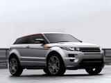 Project Kahn Range Rover Evoque Coupe 2011 pictures