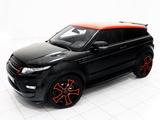 Startech Range Rover Evoque Coupe 2011 wallpapers