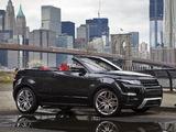 Range Rover Evoque Convertible Concept 2012 images