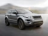 Range Rover Evoque Coupe Victoria Beckham 2012 images