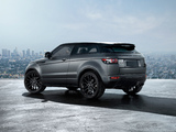 Range Rover Evoque Coupe Victoria Beckham 2012 photos