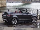 Range Rover Evoque Convertible Concept 2012 photos