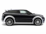 Hamann Range Rover Evoque Coupe 2012 photos