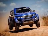 Range Rover Evoque Rally Car 2012 photos