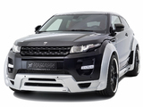 Hamann Range Rover Evoque Coupe 2012 pictures