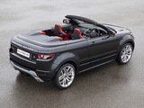 Range Rover Evoque Convertible Concept 2012 pictures