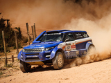 Range Rover Evoque Rally Car 2012 pictures