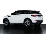 Range Rover Evoque Coupe Black Design Pack 2013 images