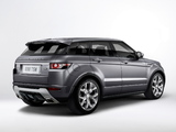 Range Rover Evoque Autobiography 2014 photos