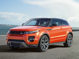 Range Rover Evoque Autobiography Dynamic 2014 pictures