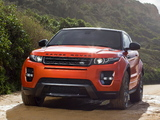 Range Rover Evoque Autobiography Dynamic 2014 wallpapers