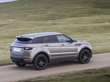 Range Rover Evoque HSE Dynamic UK-spec 2015 pictures