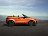 Range Rover Evoque Convertible 2016 pictures