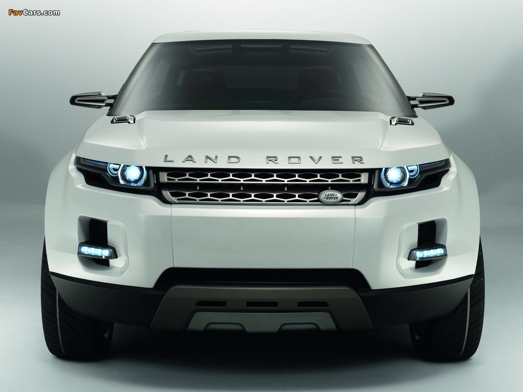 Land Rover LRX Concept 2007 pictures (1024 x 768)