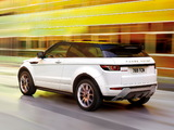Range Rover Evoque Coupe Dynamic 2011 images