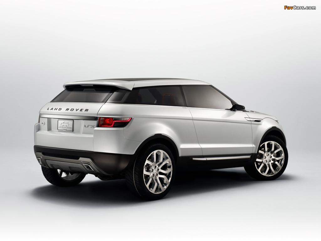 Photos of Land Rover LRX Concept 2007 (1024 x 768)