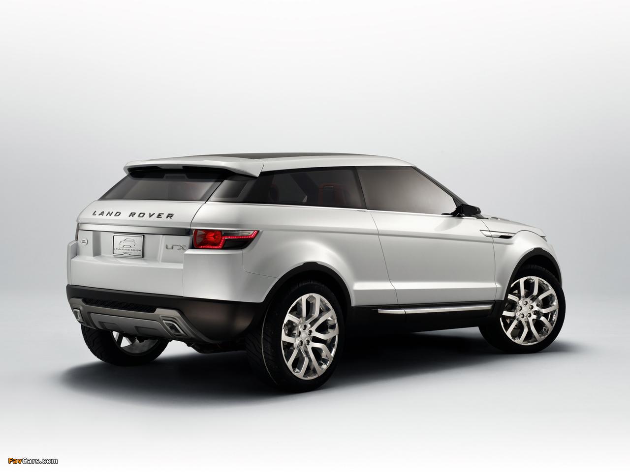 Photos of Land Rover LRX Concept 2007 (1280 x 960)