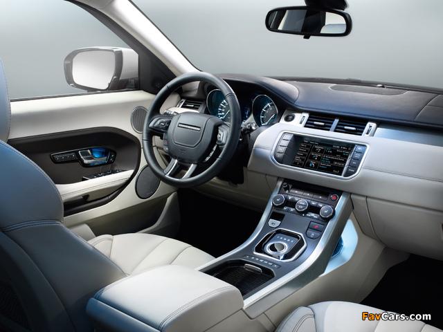 Photos of Range Rover Evoque Prestige 2011 (640 x 480)