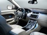 Photos of Range Rover Evoque Prestige 2011
