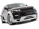 Photos of Hamann Range Rover Evoque Coupe 2012