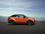 Photos of Range Rover Evoque Convertible 2016