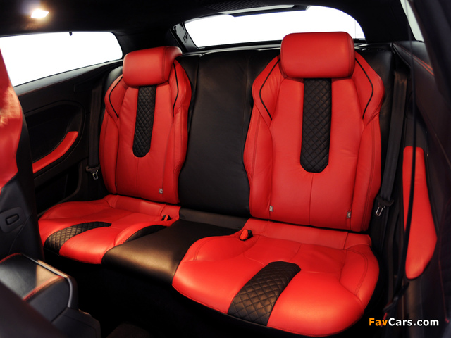 Pictures of Startech Range Rover Evoque Coupe 2011 (640 x 480)