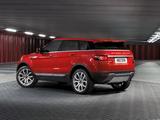 Pictures of Range Rover Evoque Prestige 2011
