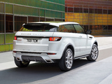 Pictures of Range Rover Evoque Coupe Dynamic 2011