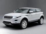 Pictures of Range Rover Evoque Coupe Prestige 2011