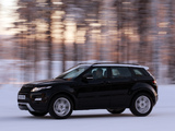 Pictures of Range Rover Evoque Dynamic 2011