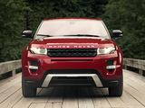 Pictures of Range Rover Evoque Coupe Dynamic US-spec 2011