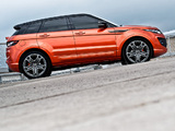 Pictures of Project Kahn Range Rover Evoque RS250 2011