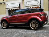 Pictures of Aznom Range Rover Evoque Bollinger 2012