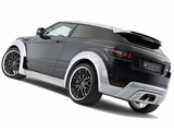 Pictures of Hamann Range Rover Evoque Coupe 2012