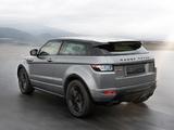 Pictures of Range Rover Evoque Coupe Victoria Beckham 2012