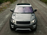 Range Rover Evoque Coupe Dynamic US-spec 2011 wallpapers