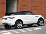 Range Rover Evoque Coupe Dynamic AU-spec 2011 wallpapers