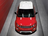 Range Rover Evoque Dynamic 2011 wallpapers