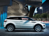 Range Rover Evoque Coupe Dynamic 2011 wallpapers
