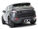 Hamann Range Rover Evoque 2012 wallpapers