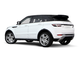 Overfinch Range Rover Evoque Dynamic GTS 2012 wallpapers