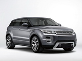 Range Rover Evoque Autobiography 2014 wallpapers