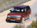 Images of Range Rover Sport Supercharged ZA-spec 2005–08