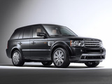 Images of Range Rover Sport Supercharged 2005–08